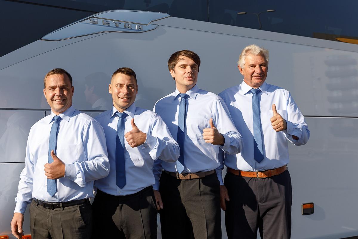 BCS Driver Team
